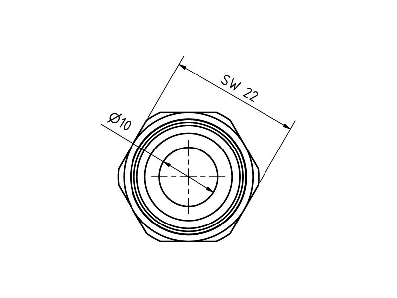 Adapter G3/8