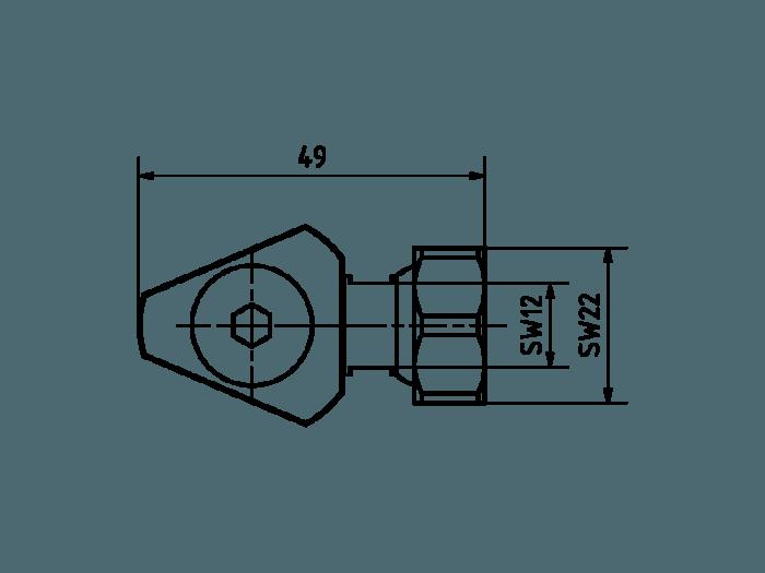 Alleskoenner 6x Bohrung 4.0mm