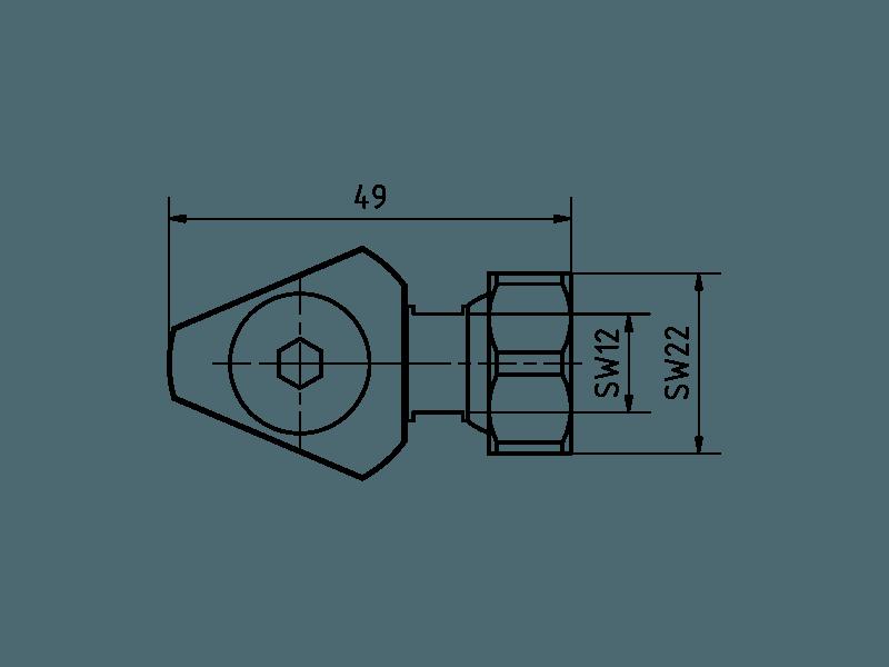 Alleskoenner 14x Bohrung 2.50mm